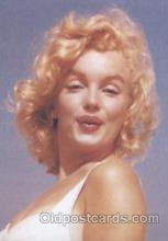 act013142 - Post Card Produced 1984 - 1988, Actress, Model, Marilyn Monroe Postcard