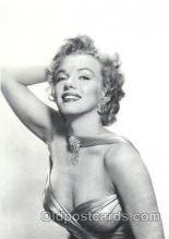 act013161 - Post Card Produced 1984 - 1988, Actress, Model, Marilyn Monroe Postcard