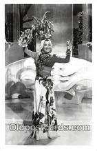 act013166 - Carmen Miranda Movie Actor / Actress, Entertainment Postcard Post Card