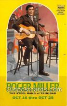 act013177 - Roger Miller Movie Actor / Actress, Entertainment Postcard Post Card