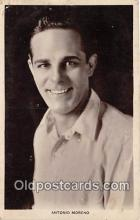 act013185 - Antonio Moreno Movie Actor / Actress, Entertainment Postcard Post Card