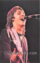 act013212 - Paul McCartney Movie Actor / Actress, Entertainment Postcard Post Card