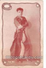 act013217 - Tom Mix Movie Actor / Actress, Entertainment Postcard Post Card