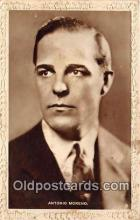 act013230 - Antonio Moreno Movie Actor / Actress, Entertainment Postcard Post Card