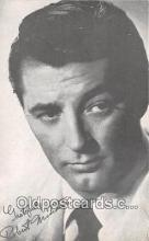 act013235 - Robert Mitchum Movie Actor / Actress, Entertainment Postcard Post Card