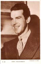 act013257 - Fred MacMurray Movie Star Actor Actress Film Star Postcard, Old Vintage Antique Post Card