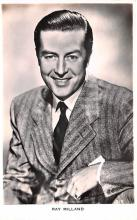 act013264 - Ray Milland Movie Star Actor Actress Film Star Postcard, Old Vintage Antique Post Card