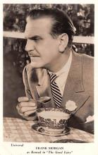 act013268 - Frank Morgan, The Good Fairy Movie Star Actor Actress Film Star Postcard, Old Vintage Antique Post Card