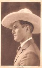 act013269 - Tom Mix Movie Star Actor Actress Film Star Postcard, Old Vintage Antique Post Card