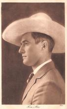 act013279 - Tom Mix Movie Star Actor Actress Film Star Postcard, Old Vintage Antique Post Card