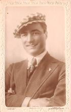 act013280 - Tom Mix, Cinema Star Movie Star Actor Actress Film Star Postcard, Old Vintage Antique Post Card