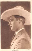 act013294 - Tom Mix Movie Star Actor Actress Film Star Postcard, Old Vintage Antique Post Card