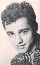 act013324 - Sal Mineo Movie Star Actor Actress Film Star Postcard, Old Vintage Antique Post Card