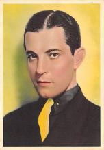 act013337 - Ramon Novarro, MGM Movie Star Actor Actress Film Star Postcard, Old Vintage Antique Post Card