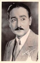 act013367 - Adolphe Menjou Movie Star Actor Actress Film Star Postcard, Old Vintage Antique Post Card