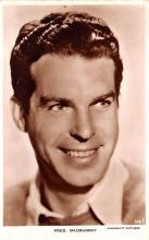 act013419 - Fred MacMurray Movie Star Actor Actress Film Star Postcard, Old Vintage Antique Post Card