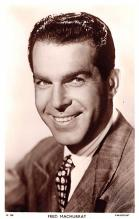 act013423 - Fred MacMurray Movie Star Actor Actress Film Star Postcard, Old Vintage Antique Post Card