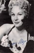 act013453 - Virginia Mayo, The Silver Chalice Movie Star Actor Actress Film Star Postcard, Old Vintage Antique Post Card