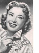 act013468 - Audrey Meadows Movie Star Actor Actress Film Star Postcard, Old Vintage Antique Post Card