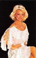 act013472 - Barbara Mandrell Movie Star Actor Actress Film Star Postcard, Old Vintage Antique Post Card