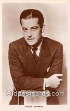 act014024 - Ramon Novarro Movie Actor / Actress, Entertainment Postcard Post Card