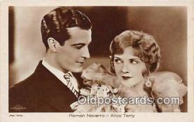 act014028 - Ramon Novarro Movie Actor / Actress, Entertainment Postcard Post Card