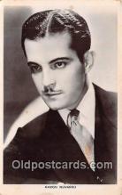 act014034 - Ramon Novarro Movie Actor / Actress, Entertainment Postcard Post Card