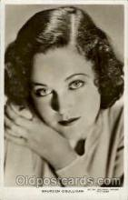 act015009 - Maureen O'Sullivan Actress / Actor Postcard Post Card Old Vintage Antique