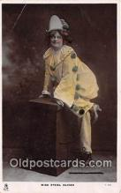 act015020 - Miss Ethel Oliver Movie Actor / Actress, Entertainment Postcard Post Card