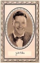 act015031 - Jack Oakie Movie Star Actor Actress Film Star Postcard, Old Vintage Antique Post Card