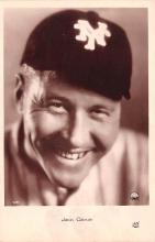 act015039 - Jack Oakie Movie Star Actor Actress Film Star Postcard, Old Vintage Antique Post Card