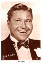 act015046 - Jack Oakie Movie Star Actor Actress Film Star Postcard, Old Vintage Antique Post Card