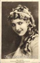 act016009 - Mary Pickford Actress / Actor Postcard Post Card Old Vintage Antique