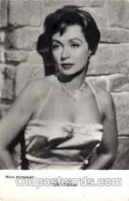 act016012 - Lilli Palmer Actress / Actor Postcard Post Card Old Vintage Antique