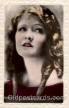 act016032 - Laura La Plante Actress / Actor Postcard Post Card Old Vintage Antique
