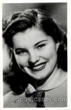 act016033 - Debra Paget Actress / Actor Postcard Post Card Old Vintage Antique