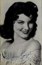 act016042 - Debra Paget Actress / Actor Postcard Post Card Old Vintage Antique