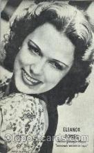 act016056 - Eleanor Powell Actor, Actress, Movie Star, Postcard Post Card