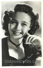 act016058 - Jane Powell Actor, Actress, Movie Star, Postcard Post Card