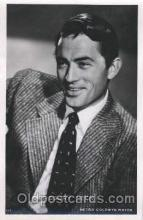 act016077 - Gregory Peck Actor, Actress, Movie Star, Postcard Post Card