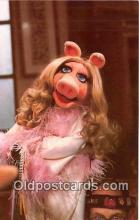 act016083 - Miss Piggy Movie Actor / Actress, Entertainment Postcard Post Card