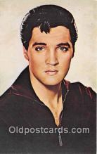 act016085 - Elvis Presley 1935-1977 Movie Actor / Actress, Entertainment Postcard Post Card