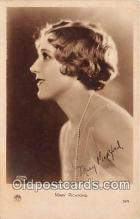 act016091 - Mary Pickford Movie Actor / Actress, Entertainment Postcard Post Card