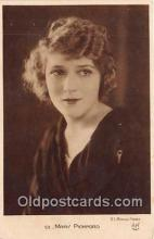 act016092 - Mary Pickford Movie Actor / Actress, Entertainment Postcard Post Card