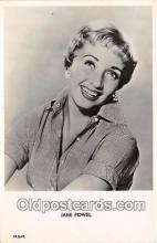 act016096 - Jane Powell Movie Actor / Actress, Entertainment Postcard Post Card