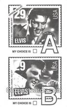 act016101 - Elvis Movie Actor / Actress, Entertainment Postcard Post Card