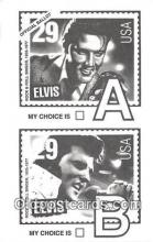 act016103 - Elvis Movie Actor / Actress, Entertainment Postcard Post Card