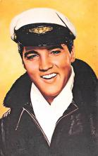 act016114 - Elvis Presley Movie Star Actor Actress Film Star Postcard, Old Vintage Antique Post Card