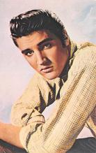 act016120 - Elvis Presley Movie Star Actor Actress Film Star Postcard, Old Vintage Antique Post Card