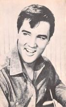 act016124 - Elvis Presley Movie Star Actor Actress Film Star Postcard, Old Vintage Antique Post Card